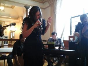 Carla Borghetti y La compañía del tango nómada