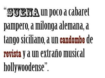 Cia. del tango nomada 3