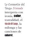 Cia. del tango nomada